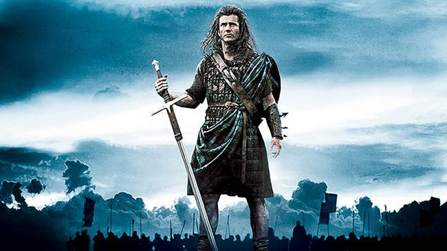 Was William Wallace Good at Photoshop?