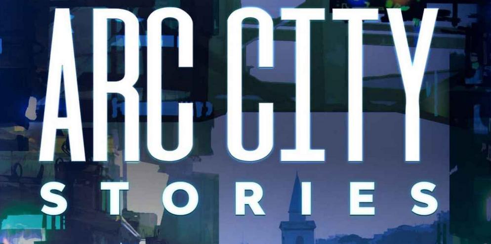 Arc City Stories (a cyberpunk anthology)
